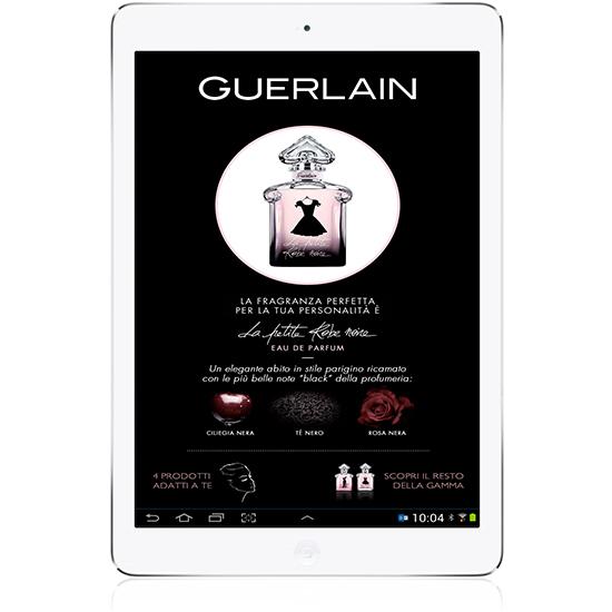 Guerlain - App La Petite Robe Noire 2014