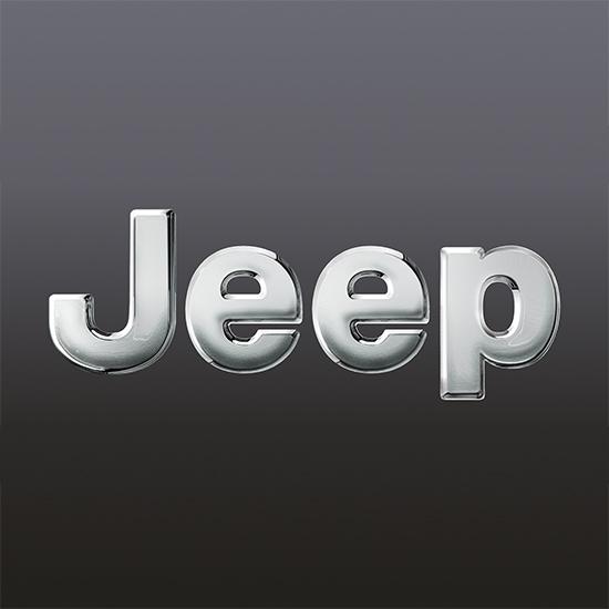 Prisma Associati/Jeep – Logo 3D