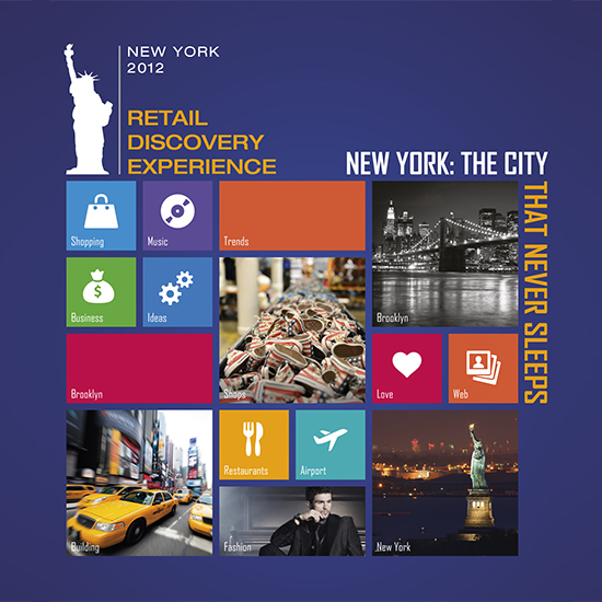 """Safilo - Guida """"Discover New York"""""""