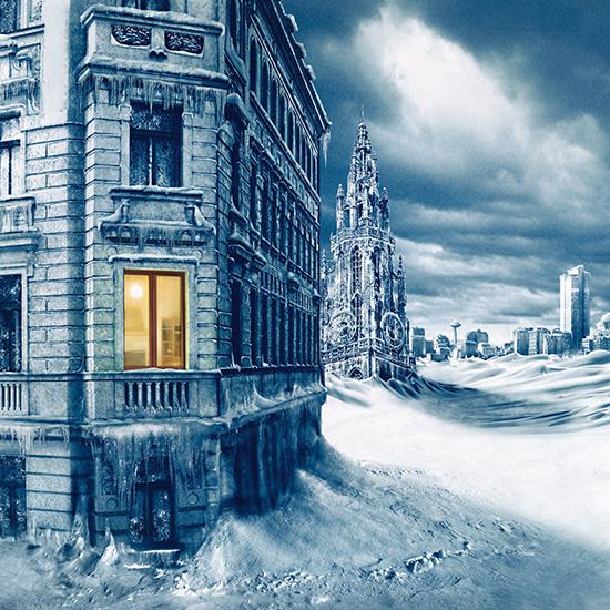 Prisma Associati/SPI serramenti – Città ghiacciata