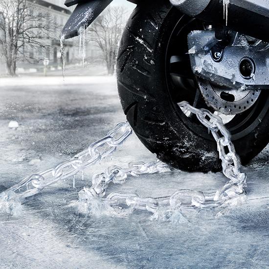 Prisma Associati/Yamaha – Catena di ghiaccio