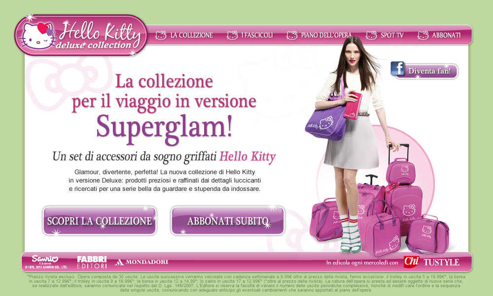 Mondadori – Hello Kitty DeLuxe. Minisito 54d098db3cc5d