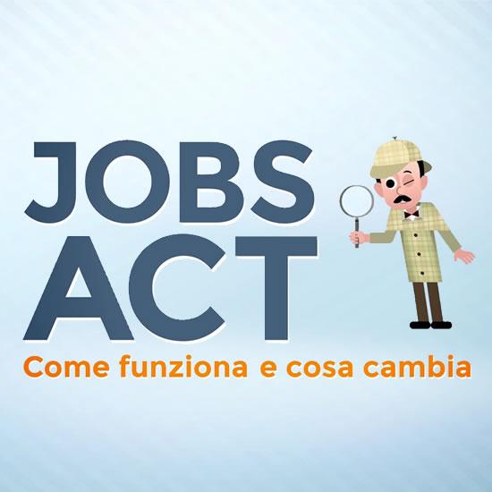 Ministero del Lavoro e delle Politiche Sociali - Jobs act