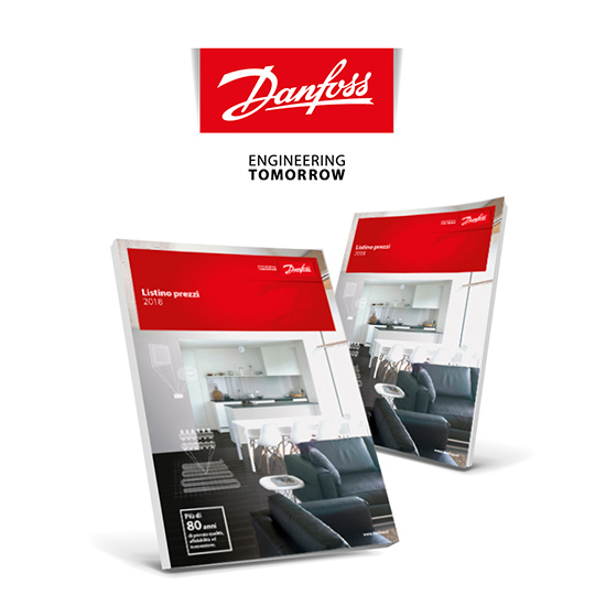 Danfoss catalogo residenziale 2018