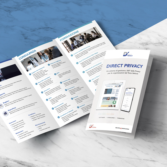 Direct Privacy Leaflet