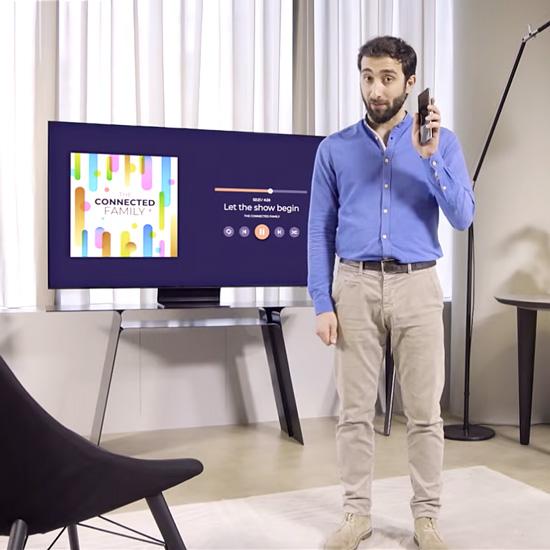Samsung - La casa connessa